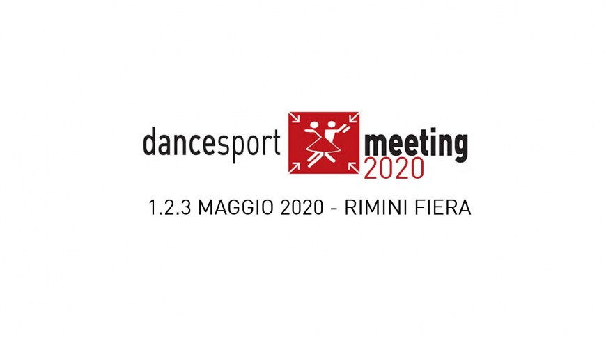 Dancesport  meeting 2020 Rimini