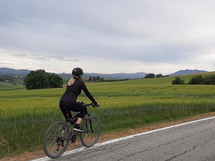 Cicloturismo colline Riminesi
