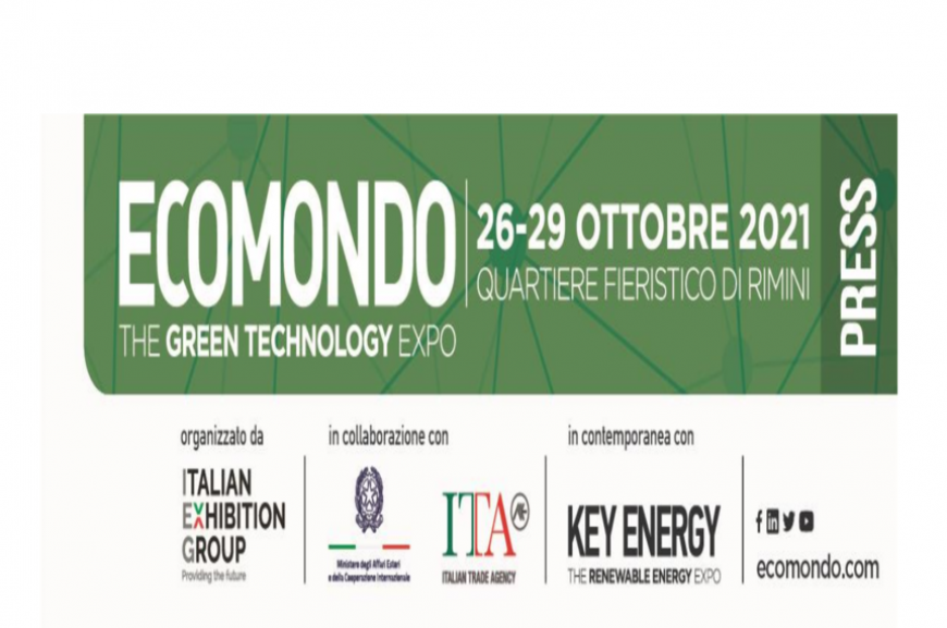 ECOMONDO - KEY ENERGY 2021