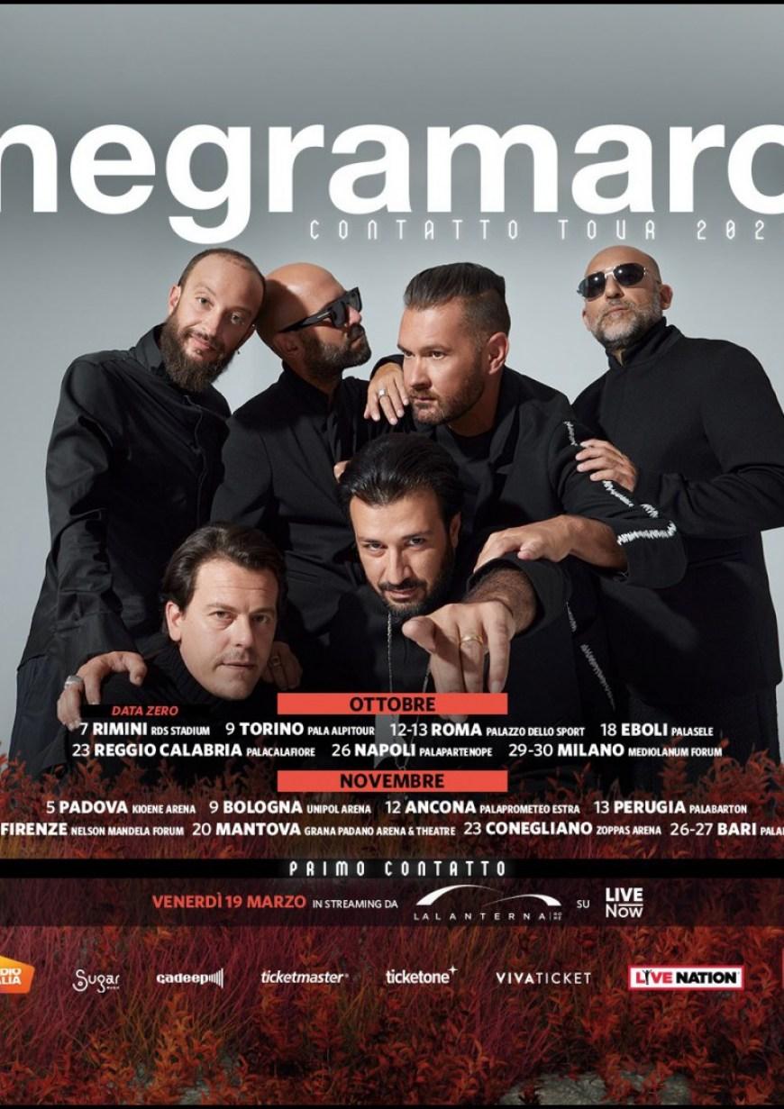 Negramaro in concerto a Rimini